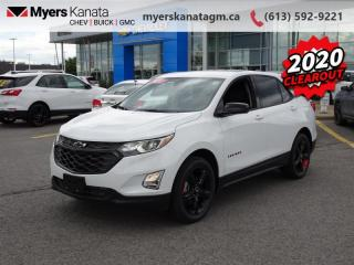 Used 2020 Chevrolet Equinox LT for sale in Kanata, ON
