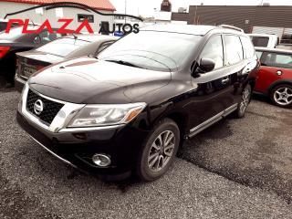 Used 2013 Nissan Pathfinder 4WD 4DR SL for sale in Beauport, QC