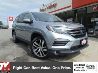 Used 2017 Honda Pilot Touring (1) Owner -- Deal Pending for sale in Peterborough, ON