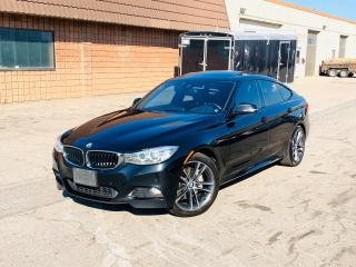 Used 2014 BMW 3 Series Gran Turismo 335i xDrive | M SPORT | NAVI | CAM for sale in Burlington, ON