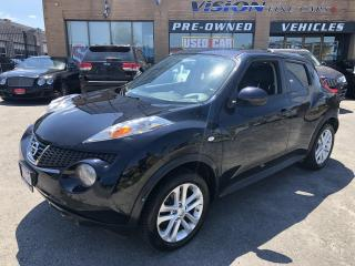 Used 2013 Nissan Juke 5dr Wgn CVT SL AWD for sale in North York, ON