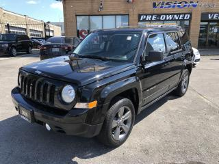 Used 2015 Jeep Patriot 4WD 4dr High Altitude for sale in North York, ON