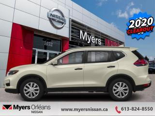 New 2020 Nissan Rogue AWD SV  - Heated Seats - $205 B/W for sale in Orleans, ON