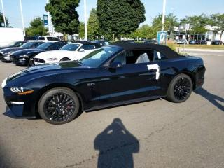 New 2020 Ford Mustang GT Premium for sale in Mississauga, ON