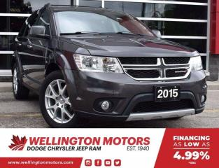 Used 2015 Dodge Journey R/T >>> AWD >>> 7 PASSENGER !! for sale in Guelph, ON