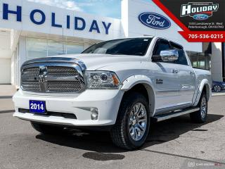 Used 2014 RAM 1500 Longhorn LIMITED for sale in Peterborough, ON