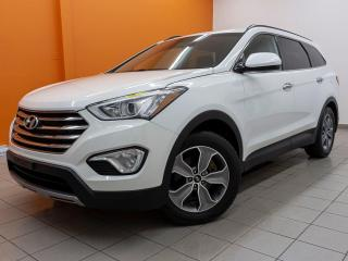 Used 2015 Hyundai Santa Fe XL 7 PLACES *SIEGES CHAUFF* BLUETOOTH *HITCH* PROMO for sale in St-Jérôme, QC