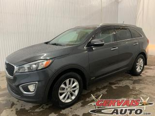 Used 2016 Kia Sorento 2.4L LX AWD Bluetooth Sièges Chauffants Mags *Traction intégrale* for sale in Trois-Rivières, QC