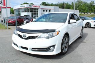 Used 2012 Toyota Camry Berline 4 portes, 4 cyl. en ligne, boîte for sale in Shawinigan, QC