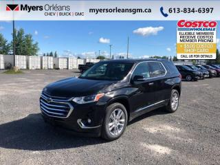 New 2020 Chevrolet Traverse High Country  - Sunroof for sale in Orleans, ON