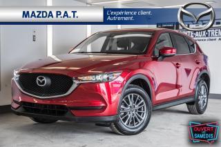 Used 2018 Mazda CX-5 CAMÉRA DE RECUL,BLUETOOTH,AUTOMATIQUE,A/C for sale in Montréal, QC