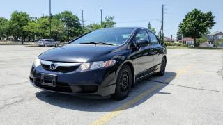 Used 2009 Honda Civic Sport / Sunroof for sale in Scarborough, ON