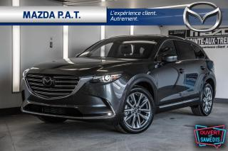 Used 2018 Mazda CX-9 CAMÉRA DE RECUL,BLUETOOTH,GPS,CUIR,TOIT OUVRANT for sale in Montréal, QC