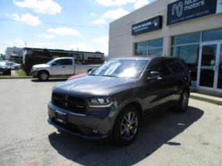 Used 2017 Dodge Durango GT-8 PASSANGERS for sale in Oakville, ON