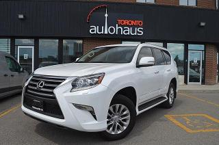 Used 2015 Lexus GX460 Premium/Navigation/Leather/BSM/Sunroof for sale in Concord, ON