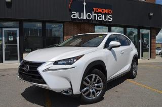 Used 2017 Lexus NX 300h Executive/NAVI/SUNROOF/LEATHER/NO ACCIDENTS for sale in Concord, ON