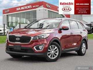 Used 2017 Kia Sorento 2.0L LX Turbo All Wheel Drive, No Accidents,  Heated Seats, for sale in Mississauga, ON