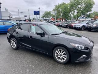 Used 2016 Mazda MAZDA3 Berline 4 portes, boîte manuelle, GS for sale in Trois-Rivières, QC