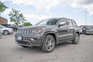 New 2020 Jeep Grand Cherokee Overland for sale in Concord, ON