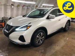 Used 2019 Nissan Murano SV AWD * V6 3.5 L * Navigation * Panoramic Sunroof * Black Suede Seats * Power Lift Gate * Push Button Start * Back Up Camera * Blind Spot Warning (BS for sale in Cambridge, ON