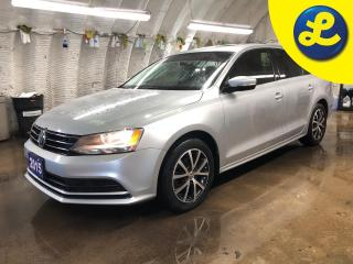 Used 2015 Volkswagen Jetta Comfortline * Power sunroof * Heated front seats * Bluetooth Mobile Phone Connectivity -inc: voice activation control * Back-Up Camera * Keyless entry for sale in Cambridge, ON