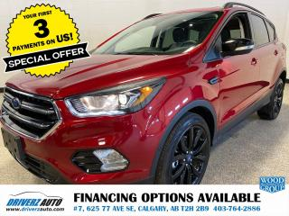 Used 2019 Ford Escape Titanium **LOW KM** for sale in Calgary, AB