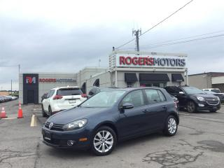 Used 2013 Volkswagen Golf 2.99% Financing - TDI - HTD SEATS - ALLOYS for sale in Oakville, ON
