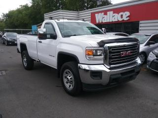 Used 2015 GMC Sierra 2500 HD Regular Cab Long Box 4X4 Duramax Diesel for sale in Ottawa, ON