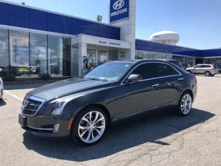 Used 2015 Cadillac ATS 3.6L Performance for sale in Scarborough, ON