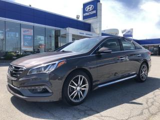Used 2017 Hyundai Sonata 2.0T Sport Ultimate for sale in Scarborough, ON