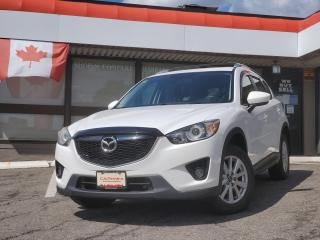 Used 2014 Mazda CX-5 GS Blind Spot Monitor | Sunroof | Back up Camera for sale in Waterloo, ON