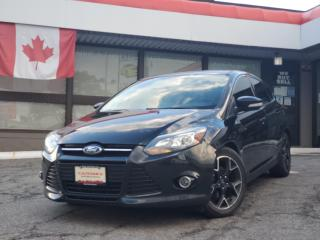 Used 2014 Ford Focus SE Leather | Sunroof | Heated Seats for sale in Waterloo, ON