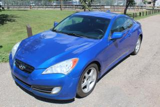 Used 2011 Hyundai Genesis Coupe 2.0T EXCELLENT VALUE for sale in Regina, SK