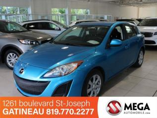 Used 2011 Mazda MAZDA3 GX for sale in Gatineau, QC