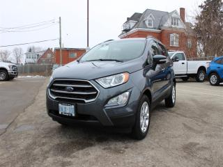 Used 2020 Ford EcoSport SE FWD for sale in Hagersville, ON