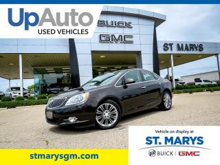 Used 2015 Buick Verano Leather for sale in St. Marys, ON