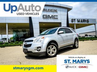 Used 2014 Chevrolet Equinox FWD LT for sale in St. Marys, ON