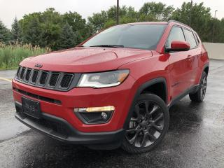 Used 2019 Jeep Compass Limited 4WD for sale in Cayuga, ON