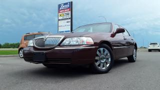 Used 2004 Lincoln Town Car Ultimate for sale in Brandon, MB