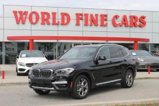 Used 2020 BMW X3 xDrive30i | *NEW* | Full Warranty! for sale in Etobicoke, ON