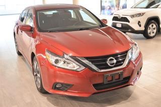 Used 2017 Nissan Altima Sedan 2.5 SV CVT for sale in Richmond, BC