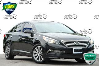 Used 2016 Hyundai Sonata GLS Special Edition GLS SE | AUTO | LEATHER | BLUETOOTH | for sale in Kitchener, ON