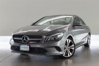 Used 2018 Mercedes-Benz CLA 250 4MATIC Coupe for sale in Langley City, BC