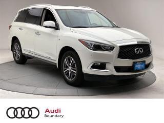 Used 2018 Infiniti QX60 AWD for sale in Burnaby, BC