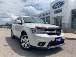 Used 2013 Dodge Journey R/T for sale in St Thomas, ON