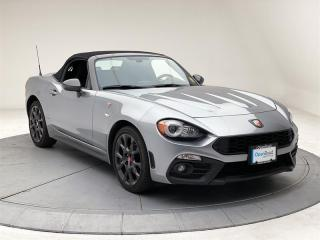 Used 2017 Fiat 124 Spider Abarth for sale in Vancouver, BC