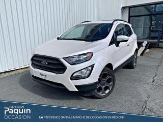 Used 2018 Ford EcoSport SES TOIT OUVRANT for sale in Rouyn-Noranda, QC
