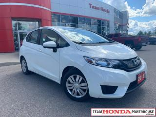 Used 2015 Honda Fit LX for sale in Milton, ON