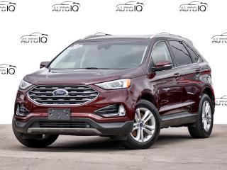 Used 2019 Ford Edge SEL LEATHER AWD NAVIGATION for sale in Hamilton, ON