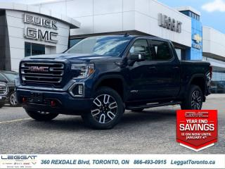 New 2020 GMC Sierra 1500 AT4  - Premium Package - Sunroof for sale in Etobicoke, ON